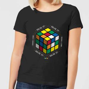 Solve It! Women's T-Shirt - Black