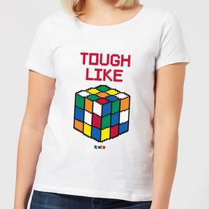 Tough Like A Rubik's Cube Women's T-Shirt - White