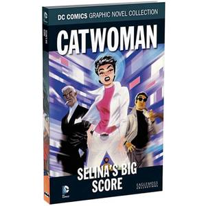 DC Comics Graphic Novel Collection - Catwoman: Selina's Big Score - Volume 28