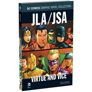 DC Comics Graphic Novel Collection - Justice League of America/JSA: Virtue and Vice - Volume 64