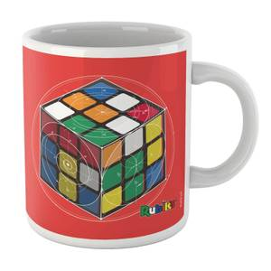 Rubik Scientific Equations Cube Mug Mug