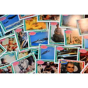 Thunderbirds, Stingray, Captain Scarlet Vintage Topps Trading Card (1993) - Complete Set of 66