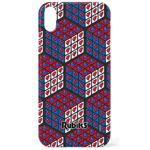 Rubik's Love Cube Phonecase Phone Case for iPhone and Android