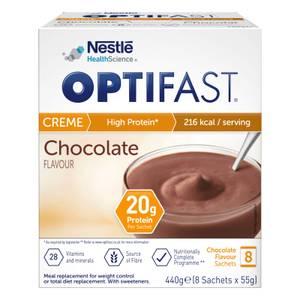 OPTIFAST Dessert - Chocolate - Box of 8