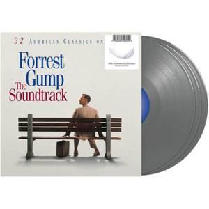 Forrest Gump: The Soundtrack 3xLP (Silver)