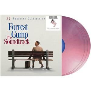Forrest Gump: The Soundtrack 3xLP (Bubba Gump Shrimp Pink)