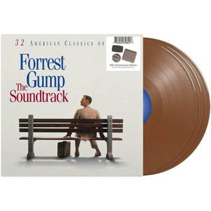 Forrest Gump: The Soundtrack 3xLP (Box of Chocolates Brown)