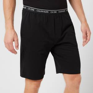 Calvin Klein Men's Sleep Shorts - Black
