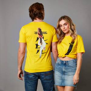 Kill Bill Unisex T-Shirt - Yellow