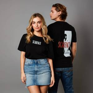 Scarface Unisex T-Shirt - Black