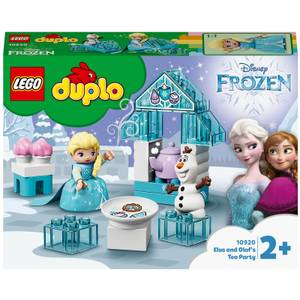 LEGO DUPLO Frozen II: Elsa and Olaf's Ice Party Set (10920)