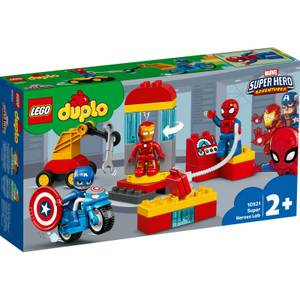 LEGO DUPLO Marvel: Super Heroes: Lab Set with Spiderman (10921)