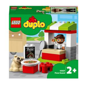 LEGO DUPLO Town: Pizza Stand Building Set (10927)
