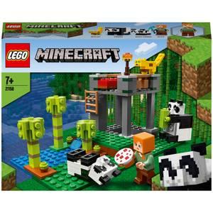 LEGO Minecraft: The Panda Nursery Building Set (21158)