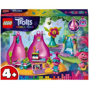 LEGO® LEGO® Trolls World Tour: La capsule de Poppy (41251)