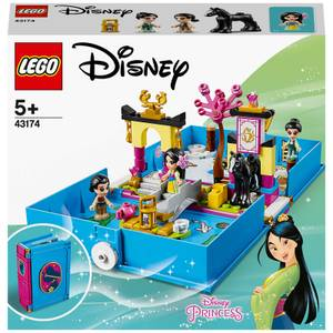 LEGO Disney Princess: Mulan's Storybook Adventures (43174)