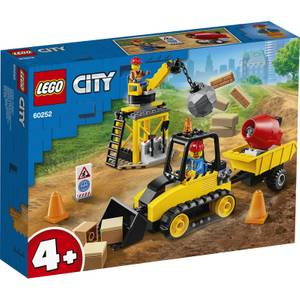 LEGO City: Great Vehicles Construction Bulldozer Set (60252)