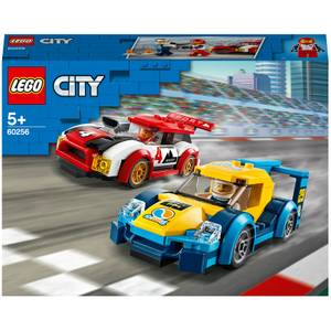 LEGO City: Nitro Wheels Racing Cars Building Set (60256)