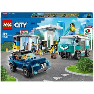 LEGO® City: La station-service (60257)