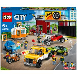 LEGO® City: Autofficina (60258)