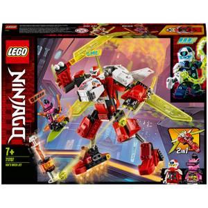 LEGO® NINJAGO®: L'avion-robot de Kai (71707)