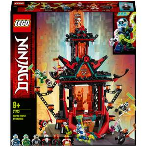 LEGO NINJAGO: Empire Temple of Madness Building Set (71712)