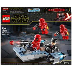 LEGO Star Wars: Sith Troopers Battle Pack Building Set (75266)