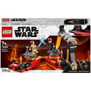 LEGO Star Wars: Duel on Mustafar Playset (75269)