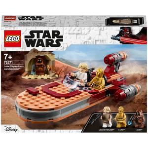 LEGO Star Wars: Luke Skywalker's Landspeeder Playset (75271)