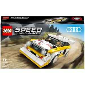 LEGO Speed Champions: Audi Sport Quattro S1 Car Set (76897)