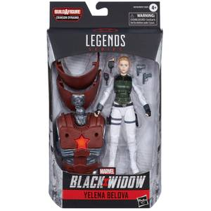 Hasbro Marvel Legends Series - Figurine Yelena Belova