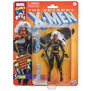 Hasbro Marvel Retro Collection Storm Action Figure