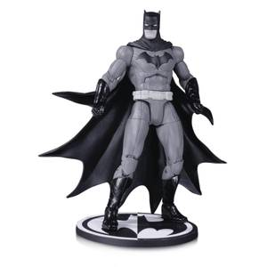 DC Collectibles DC Comics Batman Black & White Action Figure Hush Batman by Greg Capullo