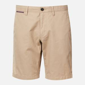 Tommy Hilfiger Men's Brooklyn Light Twill Shorts - Batique Khaki