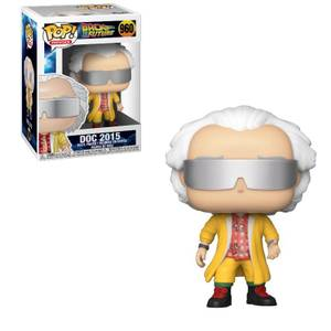 Back to the Future Doc 2015 Pop! Vinyl Figure