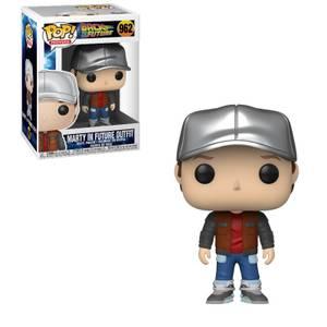 Figurine Pop! Marty En Tenue Futur - Retour Vers Le Futur
