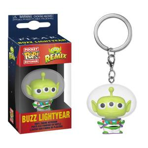 Disney Pixar Alien as Buzz Pop! Keychain