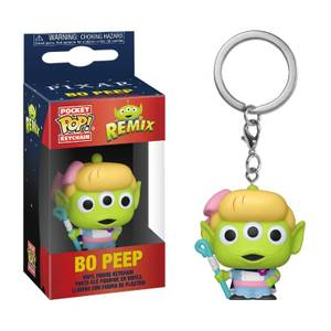 Disney Pixar Alien as Bo Peep Pop! Keychain