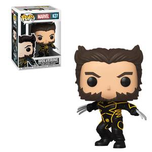 Marvel X-Men 20th Wolverine In Jacket Funko Pop! Vinyl