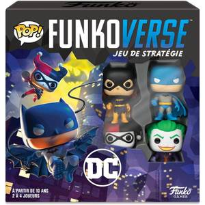Funkoverse DC Comics 100 Strategy Base Set (French)