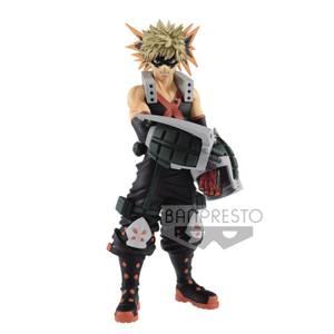 Banpresto My Hero Academia Age of Heroes Katsuki Bakugo Statue