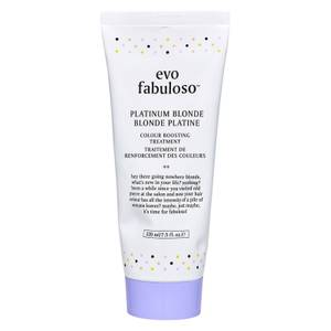 evo Fabuloso Platinum Blonde Colour Boosting Treatment 220ml