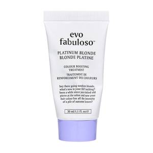 evo Fabuloso Platinum Blonde Colour Boosting Treatment 30ml