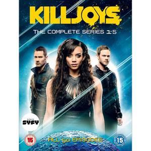 Killjoys Saisons 1-5
