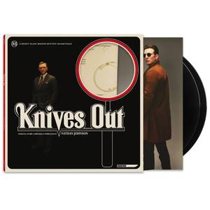 Mondo Knives Out Original Motion Picture Soundtrack 2xLP