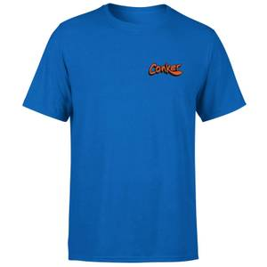 Conker Embroidered Logo T-Shirt - Royal Blue