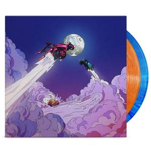 iam8bit Rocket League X Monstercat Greatest Hits Coloured 2xLP