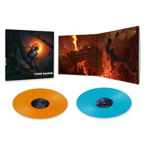 Laced Records - Shadow Of The Tomb Raider (Original Soundtrack) 2xLP (Blue and Orange)
