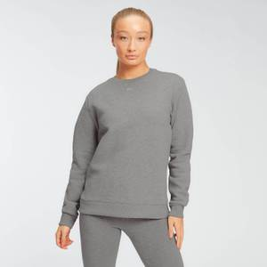 MP Women's Essentials Sweatshirt - Grey Marl