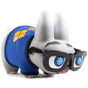 Kidrobot Blue Pipken Labbit by Scott Tolleson Vinyl Figure